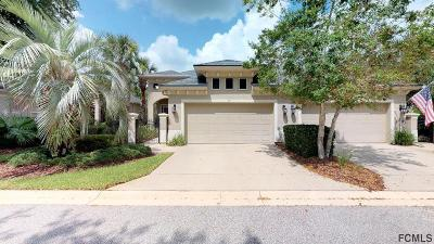 Palm Coast FL Single Family Home For Sale: $344,900
