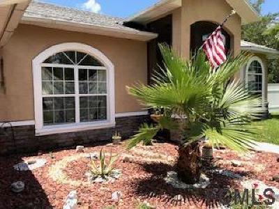 Flagler County Single Family Home For Sale: 2 Katsura Tree Place