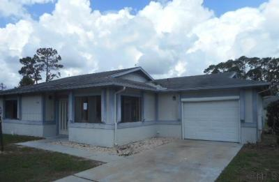 Flagler County Single Family Home For Sale: 49 Fortress Place
