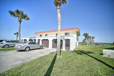 Flagler County Condo/Townhouse For Sale: 61 Ocean Palm Villas S #61
