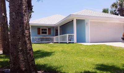 Flagler Beach Single Family Home For Sale: 1938 N Daytona Ave