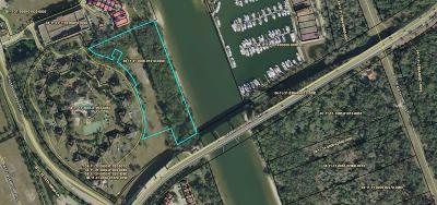 Palm Coast, Flagler Beach Land For Sale: Xxxxxx Palm Harbor Pkwy