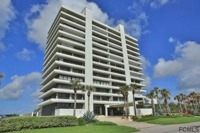 Flagler Beach Condo/Townhouse For Sale: 1601 N Central Ave