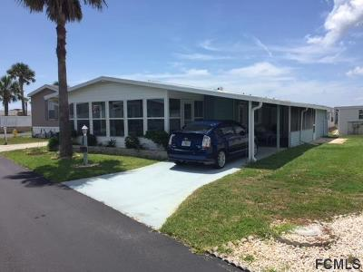 Beverly Beach Single Family Home For Sale: 212a Monitor Drive