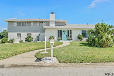 Ormond Beach Single Family Home For Sale: 23 S Surfside Dr