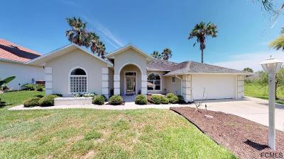 Palm Coast Single Family Home For Sale: 3 Willow Dr