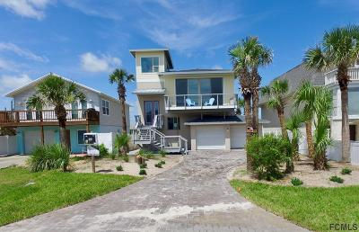 Flagler Beach Single Family Home For Sale: 1205 Central Ave N