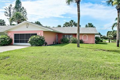 Flagler Beach Single Family Home For Sale: 312 11th St N