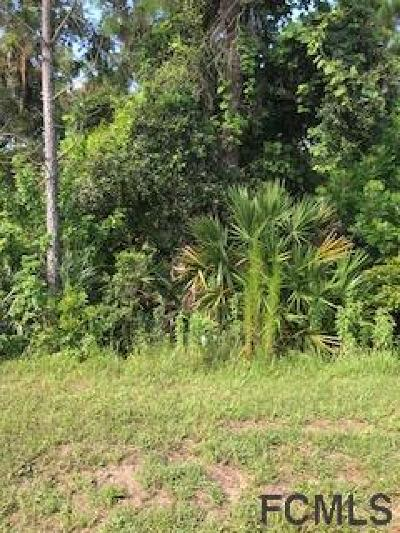 Palm Coast Plantation Residential Lots & Land For Sale: 240 Riverwalk Dr S