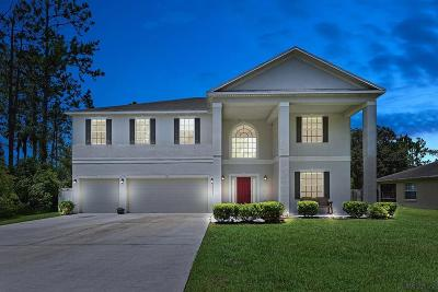 Seminole Woods Single Family Home For Sale: 30 N Seven Champions Path