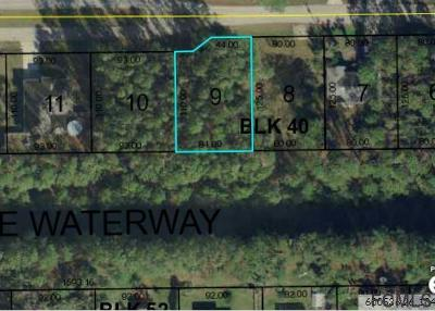 Seminole Woods Residential Lots & Land For Sale: 17 Seaman Trail