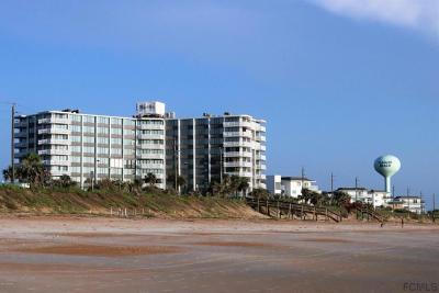 Flagler Beach Condo/Townhouse For Sale: 3580 S Ocean Shore Blvd #501