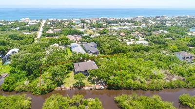 Flagler Beach Single Family Home For Sale: 1811 Oak Place