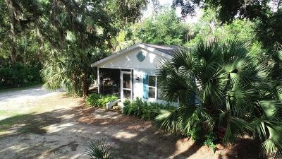 Palm Coast Single Family Home For Sale: 5696 N Ocean Shore Blvd