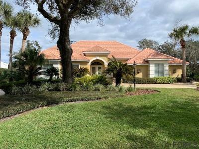 Hammock Dunes Single Family Home For Sale: 9 Via Salerno