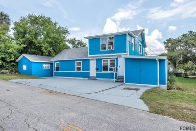 Daytona Beach Multi Family Home For Sale: 312 Frances Terrace