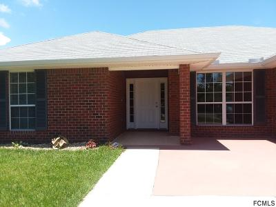 Matanzas Woods Single Family Home For Sale: 19 Louisiana Dr