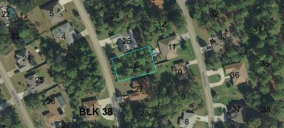 Pine Lakes Residential Lots & Land For Sale: 17 White Haven Lane