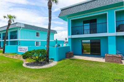 Flagler Beach Condo/Townhouse For Sale: 1778 Central Ave N #10