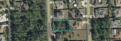 Lehigh Woods Residential Lots & Land For Sale: 23 Rockingham Lane