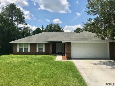 Pine Lakes Single Family Home For Sale: 81 White Hall Dr