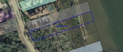 Palm Coast Plantation Residential Lots & Land For Sale: 40 Riverwalk Dr N