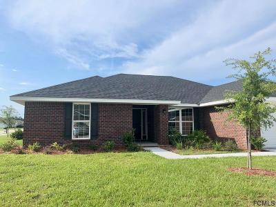 Flagler Beach Single Family Home For Sale: 57 Eagle Lake Dr
