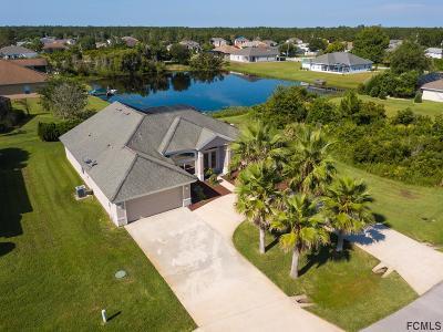 Palm Coast FL Single Family Home For Sale: $314,900