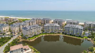 Palm Coast Condo/Townhouse For Sale: 1200 Cinnamon Beach Way #1164