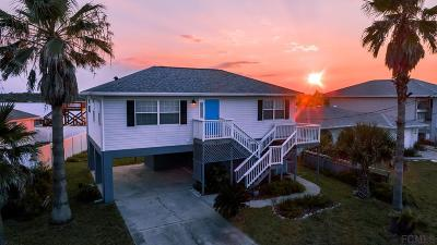 Flagler Beach Single Family Home For Sale: 1901 Central Ave N