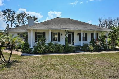 Palm Coast Single Family Home For Sale: 4 Susan Pl