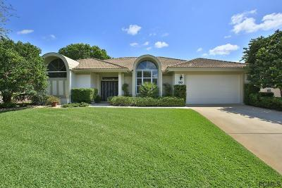 Ormond Beach Single Family Home For Sale: 38 Kingsley Cir