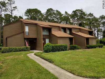Palm Coast FL Condo/Townhouse For Sale: $132,000