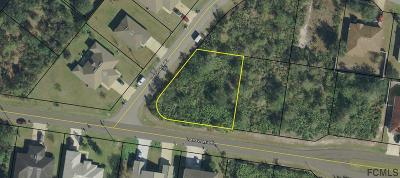 Matanzas Woods Residential Lots & Land For Sale: 19 Louisville Drive
