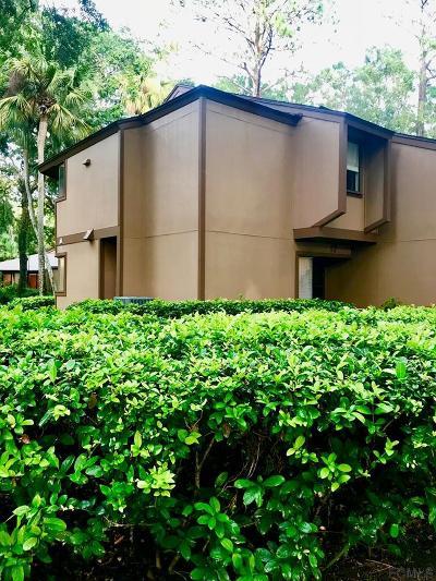 Palm Coast FL Condo/Townhouse For Sale: $134,900