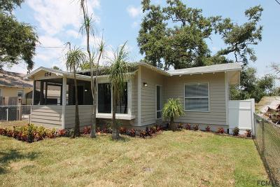 Daytona Beach Single Family Home For Sale: 154 Congress Ave