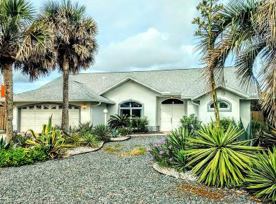 Flagler Beach Single Family Home For Sale: 2211 Central Ave N