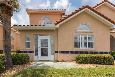 Palm Coast Condo/Townhouse For Sale: 9 Marina Point Place #9