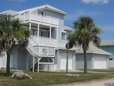Flagler Beach Single Family Home For Sale: 1639 S Central Ave