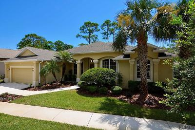 Palm Coast Single Family Home For Sale: 74 Osprey Cir