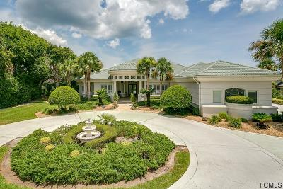 Palm Coast Single Family Home For Sale: 11 Island Estates Pkwy