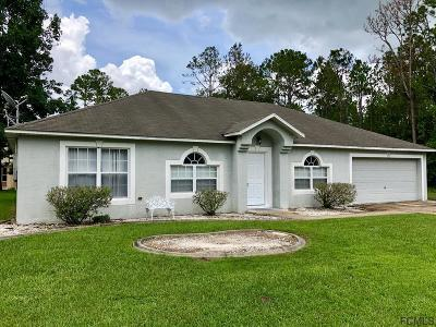Palm Coast Single Family Home For Sale: 15 Sea Breeze Trail
