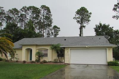 Palm Coast Single Family Home For Sale: 10 Pennypacker Ln