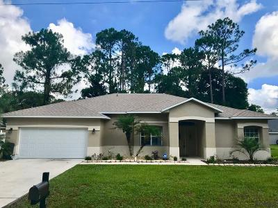 Palm Coast Single Family Home For Sale: 8 Burning Bush Pl