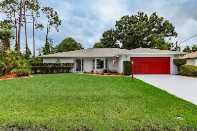 Palm Coast FL Single Family Home For Sale: $254,500