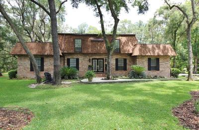 St Augustine Single Family Home For Sale: 3500 Red Cloud Trail