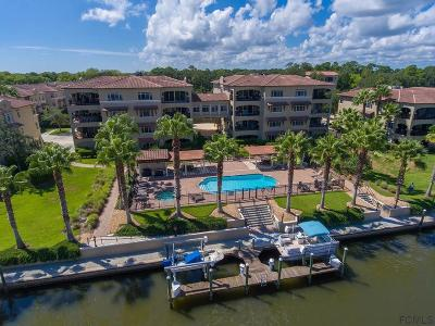 Palm Coast Condo/Townhouse For Sale: 112 Club House Dr #204