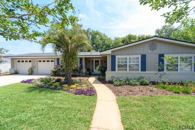 St Augustine Single Family Home For Sale: 832 Alhambra Ave