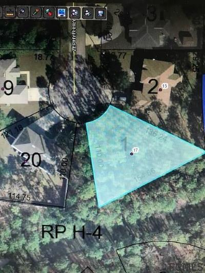 Quail Hollow Residential Lots & Land For Sale: 17 Zephyr Lily Place