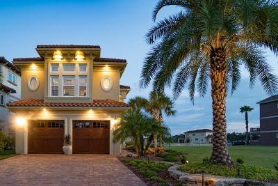 Yacht Harbor at Hammock Beach, Harbor Village Marina/Yacht Harbor Single Family Home For Sale: 330 Harbor Village Pt N